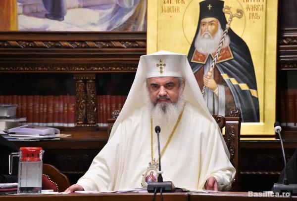 You are currently viewing Ο Πατριάρχης Ρουμανίας ενημέρωσε την Ιερά Σύνοδο για την Σύναξη