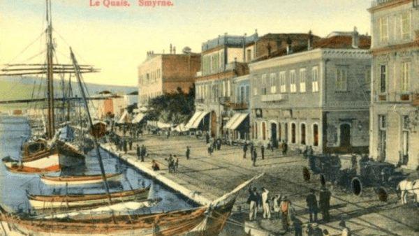 You are currently viewing Θεοφάνεια στο ιστορικό και μαρτυρικό λιμάνι Σμύρνης μετά από 96 χρόνια