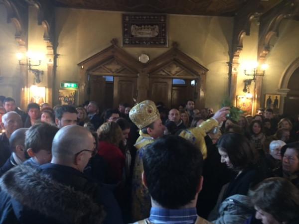 Εορτάζοντας τα Θεοφάνεια στη Στοκχόλμη