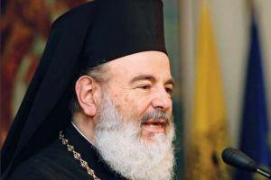 Ακάθιστος Ύμνος :Ψάλλει ο Μακαριστός Αρχιεπίσκοπος Χριστόδουλος