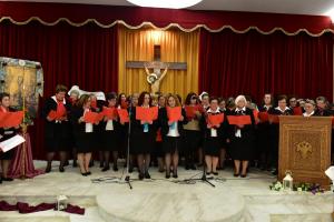 Εκδήλωση για τις ιερατικές οικογένειες και τους κατηχητές της μητρόπολης Λαγκαδά