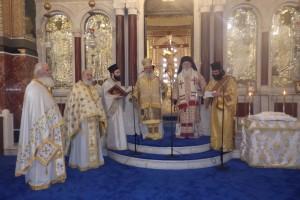 Τα 30 χρόνια από την ίδρυσή της εόρτασαν οι  απόφοιτοι της Εκκλησιαστικής Σχολής Κορίνθου