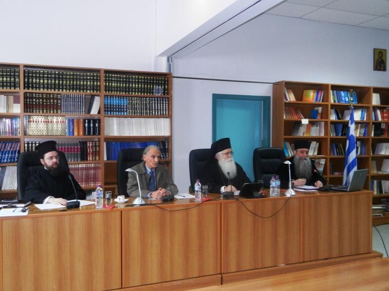 You are currently viewing Η  5η Ιερατική Σύναξη της Ι.Μ. Δημητριάδος, ασχολήθηκε με την αίρεση των Πεντηκοστιανών