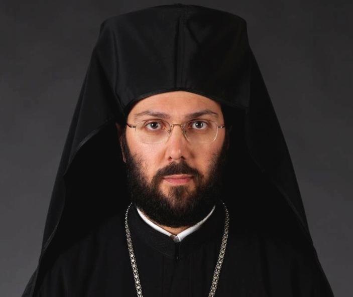 Ο Αυστρίας Αρσένιος στην Θεολογική Σχολή ΑΠΘ