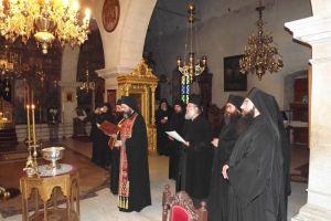 Ο Αρχιμ.Βαρθολομαίος Βογιατζόγλου επανεξελέγη Ηγούμενος της Ι.Μ.Αγίου Γεωργίου Επανωσήφη