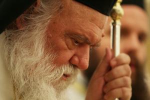 """Αρχιεπίσκοπος για τον Μάικλ  Τζαχάρη: """"Ένας από τους μεγαλύτερους ευεργέτες του Γένους"""""""