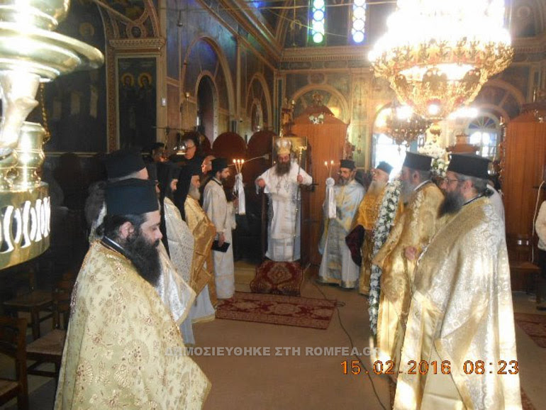 You are currently viewing Εορτή του Αγίου Ανθίμου του Χίου, Κτήτορος της Ι.Μ. Παναγίας Βοηθείας (ΦΩΤΟ)