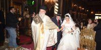 Ο Αρχιεπίσκοπος Ιερώνυμος τέλεσε γάμο εντός της Θείας Λειτουργίας