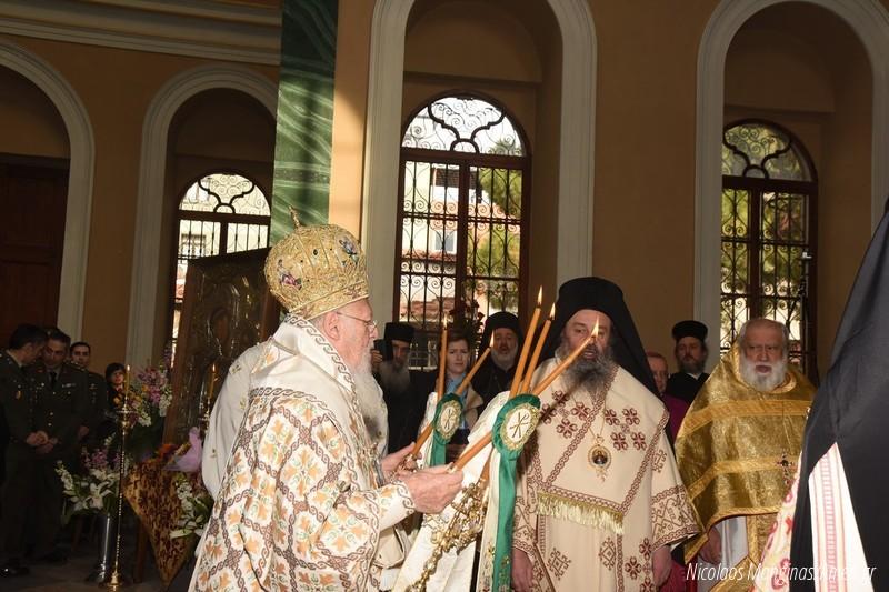 You are currently viewing Βαρθολομαίος: «Είμεθα αισιόδοξοι δια το κόσμημα τούτο της Ανατολής, την Σμύρνην μας»