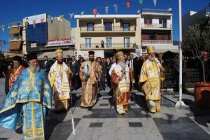 Η λιτάνευση του Αγίου Βλασίου στις Αχαρνές