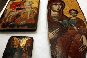 Στην Αλβανία βρήκαν κλεμμένες εικόνες από την Ήπειρο