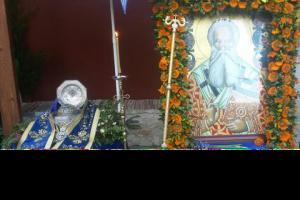 Η εορτή της μνήμης του Αγ. Παρθενίου στα Ψαχνά- Ευβοίας
