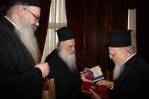 Επισκέψεις Ιεραρχών των νέων Χωρών στο Φανάρι