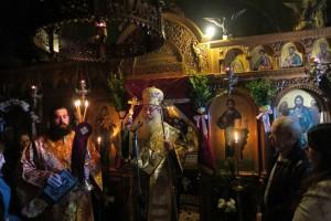 """Ο Φθιώτιδος Νικόλαος στη Μονή Αγίου Βλασίου Στυλίδας: """"Η πραγματική  ευτυχία ευρίσκεται  μέσα στη ζωή της πίστεως"""""""