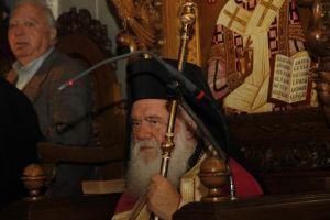 Οκτώ χρόνια στο πηδάλιο της Εκκλησίας ο Αρχιεπίσκοπος Ιερώνυμος!
