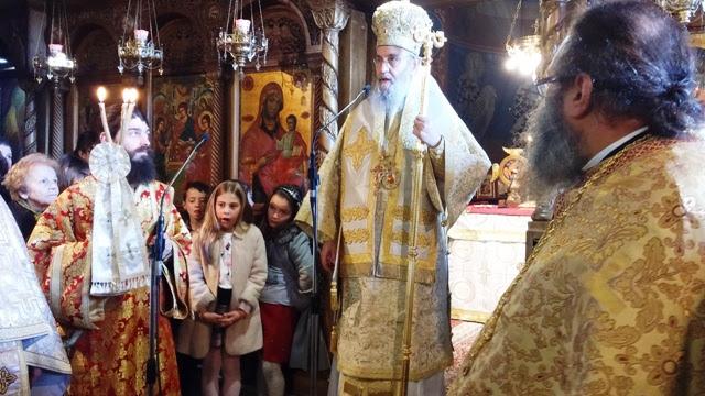 You are currently viewing Ποιμαντική επίσκεψη στο  Καρπενήσι  ως Τοποτηρητής ο Ναυπάκτου Ιερόθεος