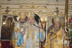 Το Ληξούρι τίμησε τον Πολιούχο του  Άγιο Χαράλαμπο