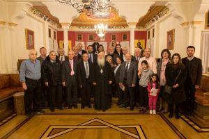 Συνάντηση μνήμης στην ιστορική Παναγία Δοβρά υπό την σκέπη του αειμνήστου Παντελεήμονος Α ´ Παπαγεωργίου