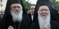 """Το Οικουμενικό Πατριαρχείο """"αδειάζει"""" τον Αρχιεπίσκοπο Ιερώνυμο"""