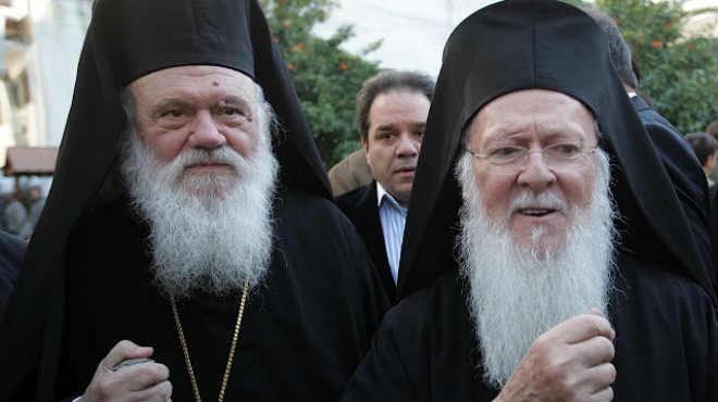 """Το Οικουμενικό Πατριαρχείο """"αδειάζει"""" τον Αρχιεπίσκοπο"""