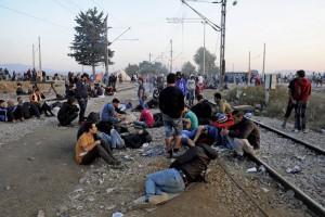 10.000 μερίδες φαγητού από την «Αποστολή»,για τους πρόσφυγες