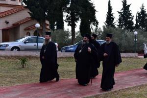 Σύναξη ιερέων στη Μητρόπολη Λαγκαδά