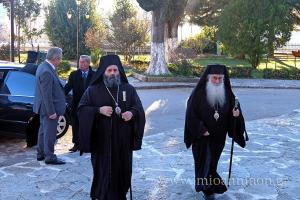 O Μητροπολίτης Σισανίου Παύλος στα Ιωάννινα