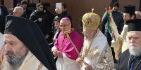 Βαρθολομαίος: σήμερα βιώνουμε μια Ορθόδοξη πνευματική αναγέννηση της Σμύρνης (video)