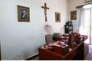 Ο Θεσσαλονίκης  Άνθιμος για την επίθεση κουκουλοφόρων στην Μητρόπολη