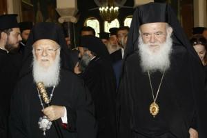 Εδώ ο κόσμος χάνεται και Αθήνα-Φανάρι παίζουν το παιχνίδι των…επιστολών  – Νέα επιστολή Ιερωνύμου  στη δημοσιότητα