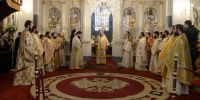 Χιλιάδες πιστών στον εορτασμό της Παναγίας Υπαπαντής στην Καλαμάτα