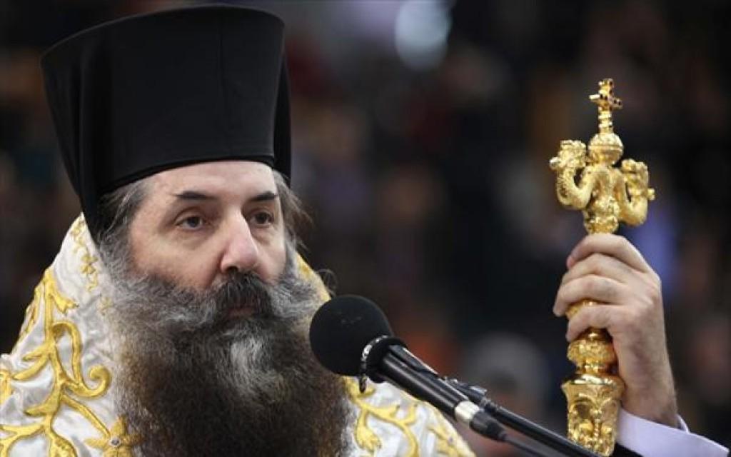 """Παρέμβαση Πειραιώς Σεραφείμ: """"Είναι επιτρεπτό η Πανορθόδοξη να έχει ως πρότυπο παπικές πρακτικές;"""""""
