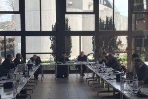 Πρώτη Συνεδρία της Πανορθοδόξου Γραμματείας της Αγίας και Μεγάλης Συνόδου