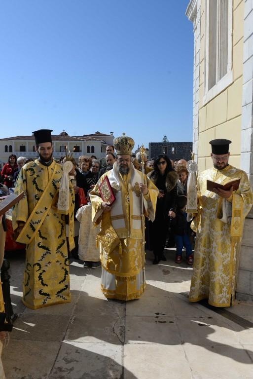Λάμπρος ο εορτασμός της Ορθοδοξίας στην Καλαμάτα