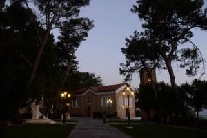 Στην Κορώνη για τη Β' Στάση των Χαιρετισμών ο Μητροπολίτης Μεσσηνίας