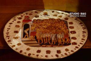 Ιερά Αγρυπνία στις ιστορικές  Μυκήνες για τους  Αγίους Τεσσαράκοντα Μάρτυρες
