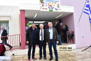 Εγκαινιάσθηκε ο 6ος βρεφονηπιακός Σταθμός Ναυπλίου στις Εργατικές Κατοικίες