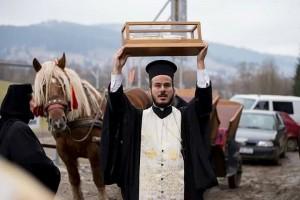 Η δεξιά χείρα του Αγίου Νεκταρίου στην Κωνστάντζα της Ρουμανίας
