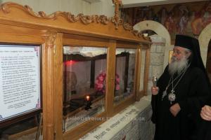 10 χρόνια από την ανακομιδή του Λειψάνου του Γέροντος Βησσαρίωνος