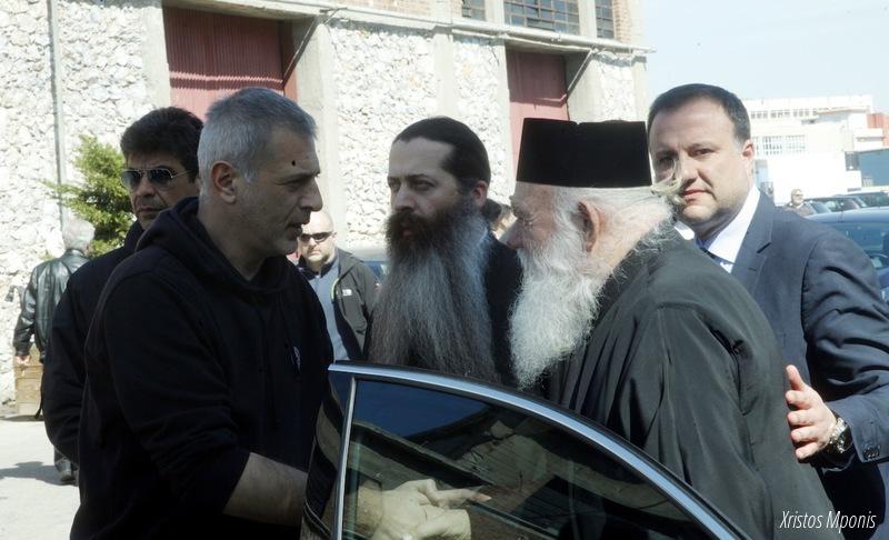 Μήνυμα Αρχιεπισκόπου Ιερωνύμου από τον Πειραιά: <<Η Ευρώπη πρέπει να δείξει τις αρχές της γιατί αλλιώς θα είναι η Ευρώπη της εκμετάλλευσης>>