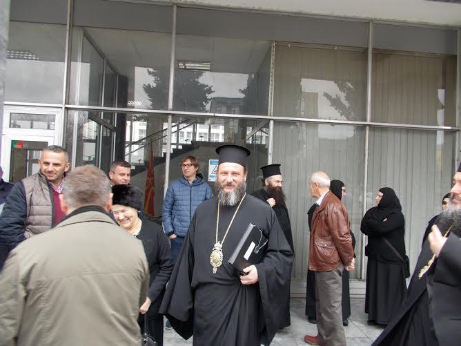 Συνεχίζεται η διώξη του Αρχιεπισκόπου Αχρίδος Ιωάννη στην ΠΓΔΜ