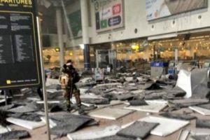 Ο Βελγίου Αθηναγόρας  για τις επιθέσεις στις Βρυξέλλες