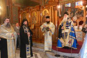 Δημητριάδος Ιγνάτιος: «Στον τόπο μας επιλέξαμε το «ναι» και παραμείναμε άνθρωποι»  Με λαμπρότητα η εορτή του Ευαγγελισμού στη Νέα Ιωνία