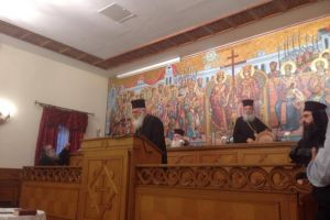 Πανελλήνιο συνέδριο για τους ιερείς των Γραφείων Νεότητας στο Διόρθοδοξο