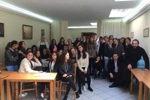 > Μαθητές των Εκπαιδευτηρίων  Δούκα κοντά στο φιλανθρωπικό έργο του Μητροπολίτη Νέας Ιωνίας Γαβριήλ