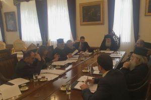 Ανακοινωθέν Συνάντησης Προκαθημένων και Εκπροσώπων Ελληνορθόδοξων Εκκλησιών Μέσης Ανατολής