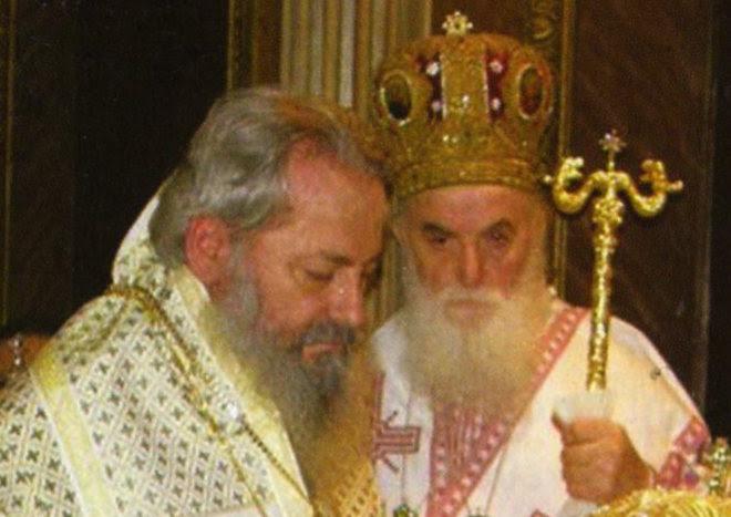 Ο Επίσκοπος Ρεντίνης Σεραφείμ δίνει τη μάχη του