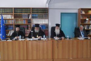 Στην ποιμαντική κατά των αιρέσεων αφιερωμένη η ιερατική σύναξη της μητρόπολης Δημητριάδος