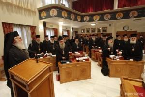 """Η Αντιπροσωπεία της Εκκλησίας της Ελλάδος στην Μεγάλη Σύνοδο, όπως την """"μαγείρεψε"""" η Δ.Ι.Σ."""