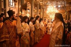 Η ανάμνηση της αναστήλωσης των Ιερών Εικόνων στο σεπτό κέντρο της Ορθοδοξίας